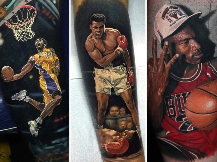 George Floyd Chest Tattoo: Lonzo Ball Gets Historical Figures Tatted On Arm, Insanely