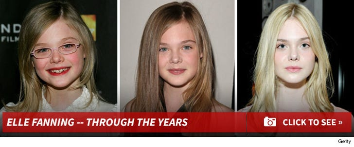 Elle Fanning -- Through the Years