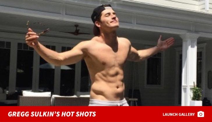 Gregg Sulkin's Hot Shots
