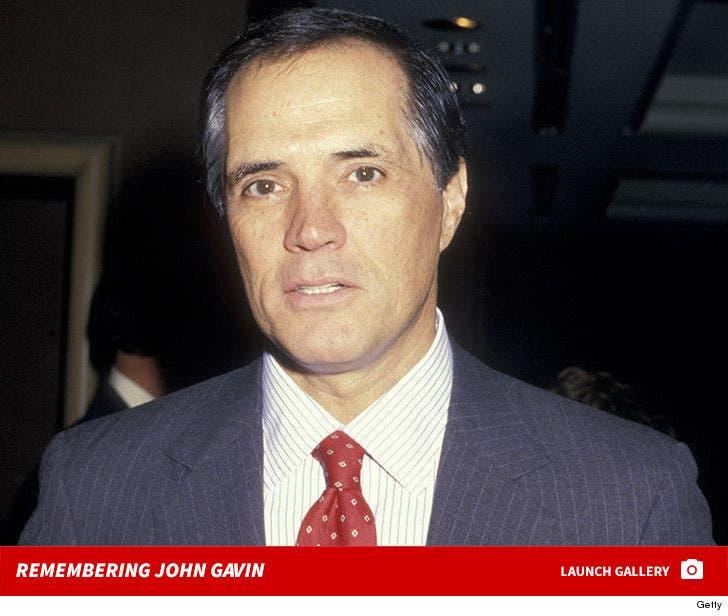 Remembering John Gavin