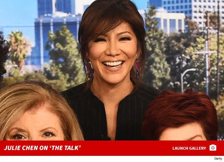Julie Chen on 'The Talk'