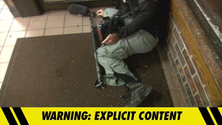 Video Released of 'Cops' Crew Member Getting Shot During