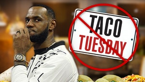 LeBron James Denied 'Taco Tuesday' Trademark, You Can't Own That!