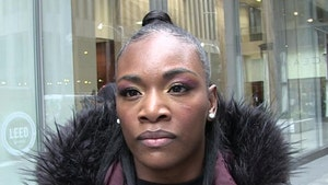 Claressa Shields' Brother Sentenced To 1 Year In Jail For Weigh-In Attack