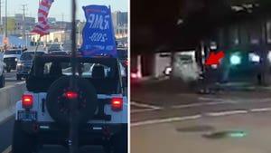 MAGA Caravan Descends on Portland, Violence Erupts and One Dead