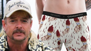 Joe Exotic's Underwear Line Sells Out Immediately