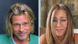 Jennifer Aniston, Brad Pitt Get Steamy in 'Fast Times' Charity Table Read