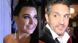 'RHOBH' Star Kyle Richards and Hubby Closer Than Ever Despite Online Rumors