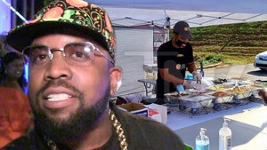Big Boi Donates 150 Meals to Poll Workers in Atlanta