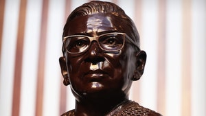 Ruth Bader Ginsburg Honored with Statue during Women's History Month