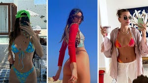 Kendall Jenner and Hailey Bieber's Girls Trip