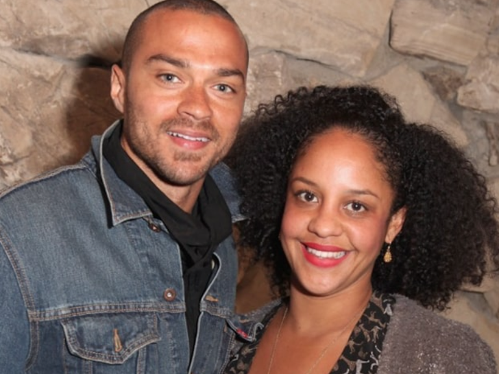 Jesse Williams and Aryn Drake-Lee Together