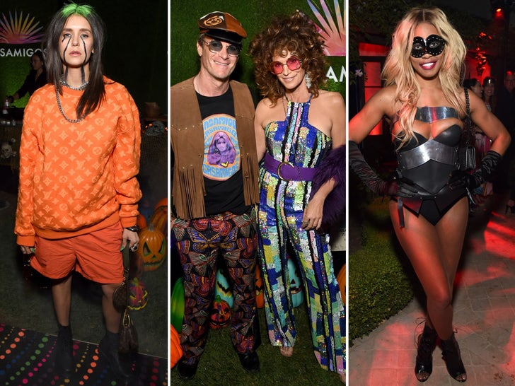 Casamigos Halloween Party 2019