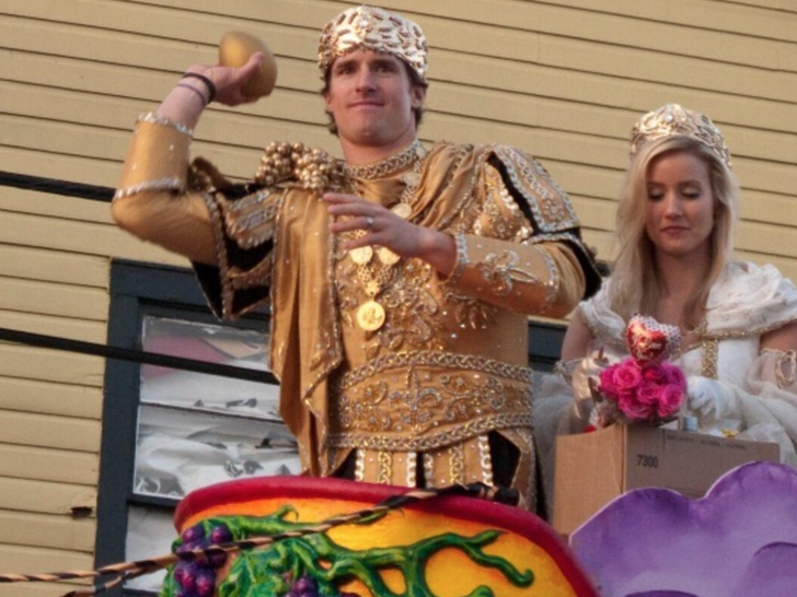 Mardi Gras Mania -- Stars Take on The Carnival!