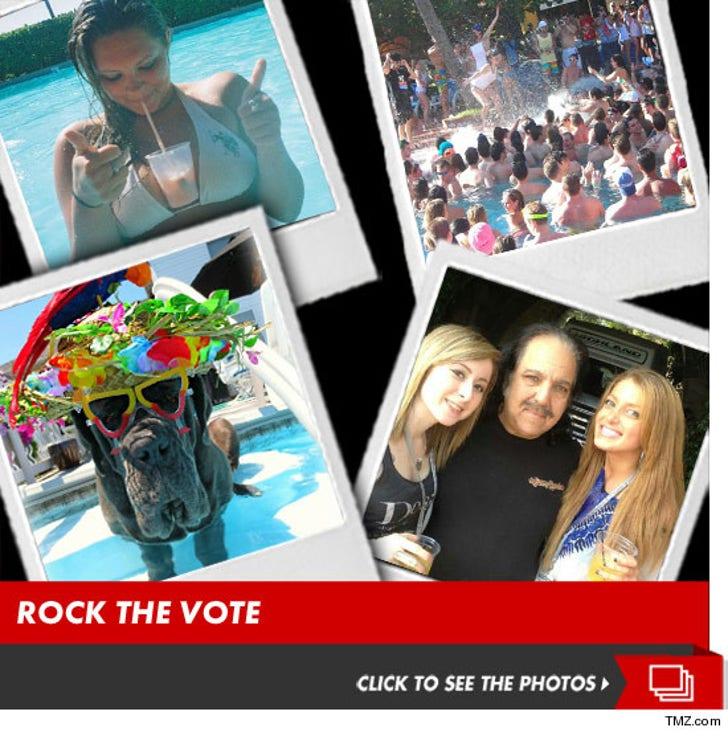 TMZ's 2013 Spring Break Snapshot Contest!