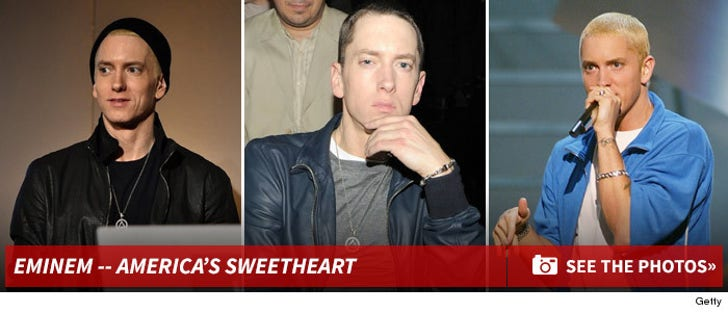 Eminem Through The Years