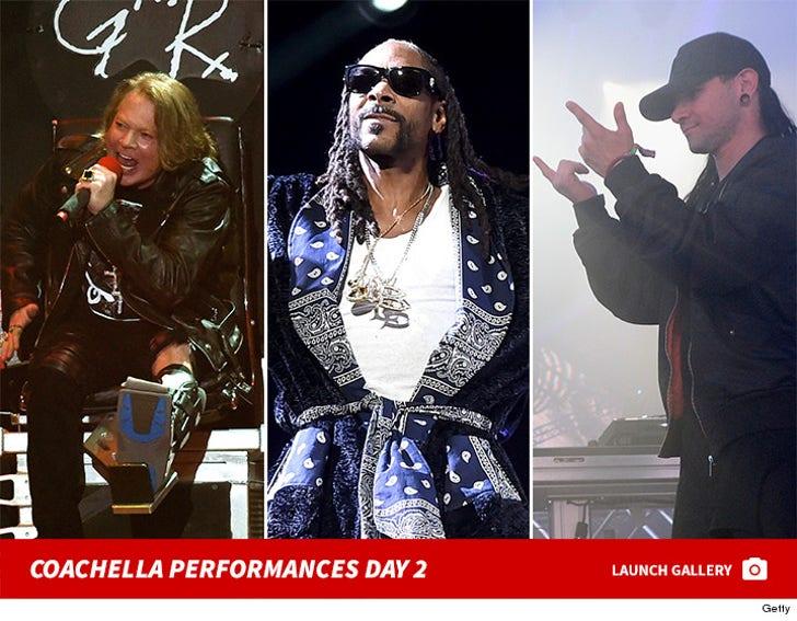 Coachella Performances Day 2