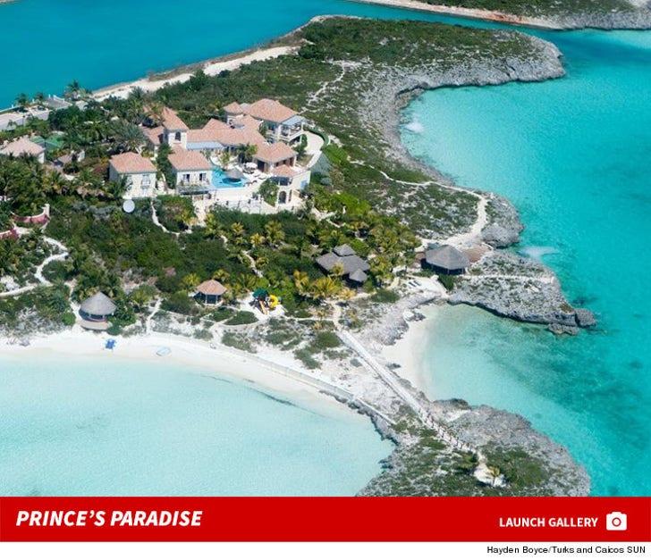 Prince's Turks and Caicos House