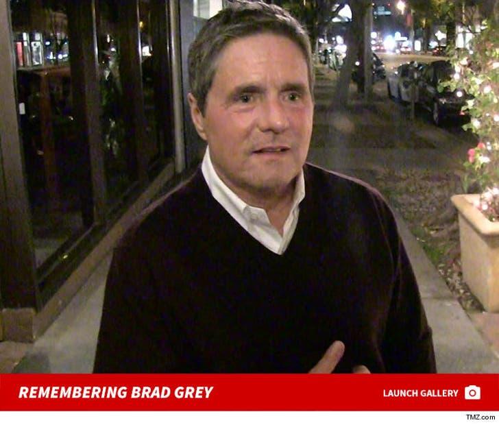 Remembering Brad Grey