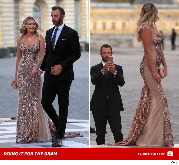 paulina gretzky pictures
