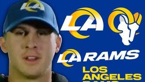 L.A. Rams Reveal New Logo, Fans Hate It