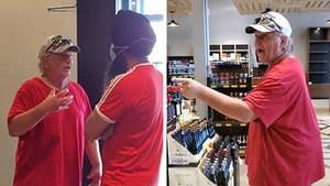 Canadian Goes on Racist Liquor Store Rant After He's Asked to Wear a Mask