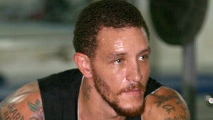 Delonte West 'Doing OK' at Detox Facility, Prepping for Next Treatment Phase