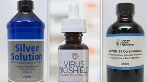FDA Warns Public of Fraudulent COVID Products Promising Cures