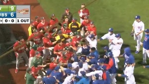 Cubs & Padres Minor Leaguers Throw Wild Haymakers In Insane Brawl Caught On Video