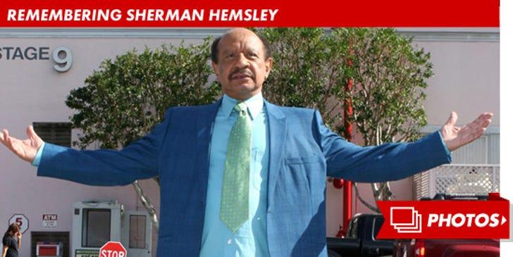 Remembering Sherman Hemsley