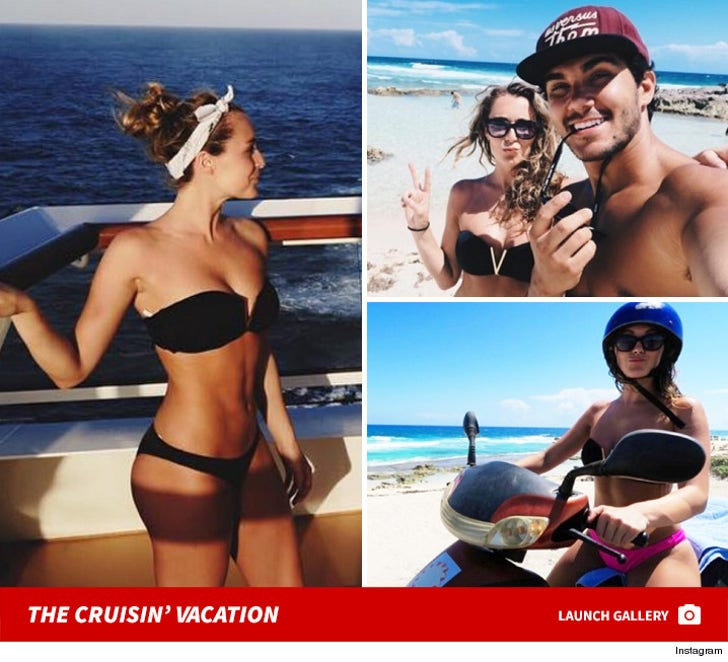 Alexa & Carlos PenaVega's Cruisin' Vacation