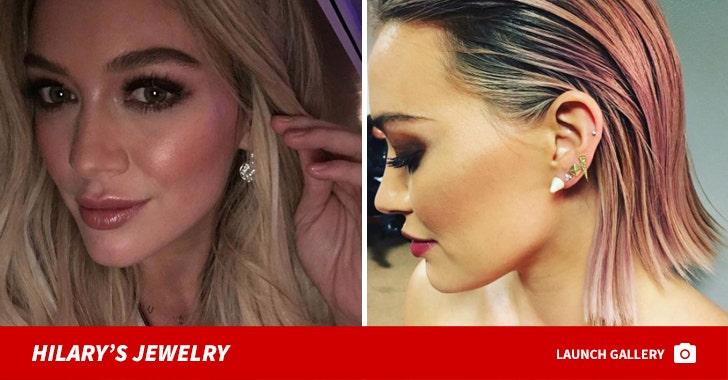Hilary Duff's Jewelry