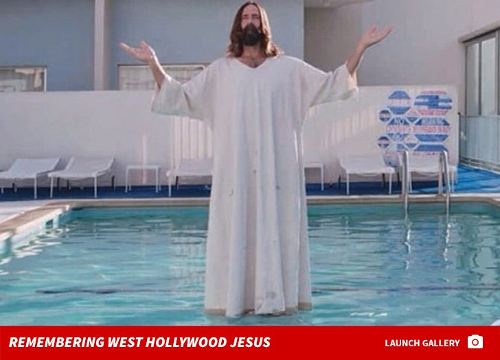 Remembering West Hollywood Jesus