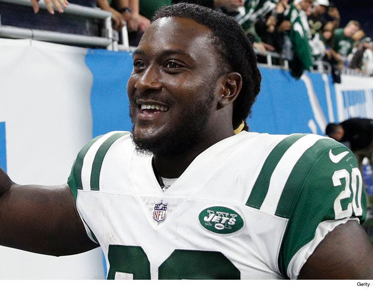 first rate c9339 21647 Jets RB Isaiah Crowell Trolls Browns Fans with Savage TD No ...