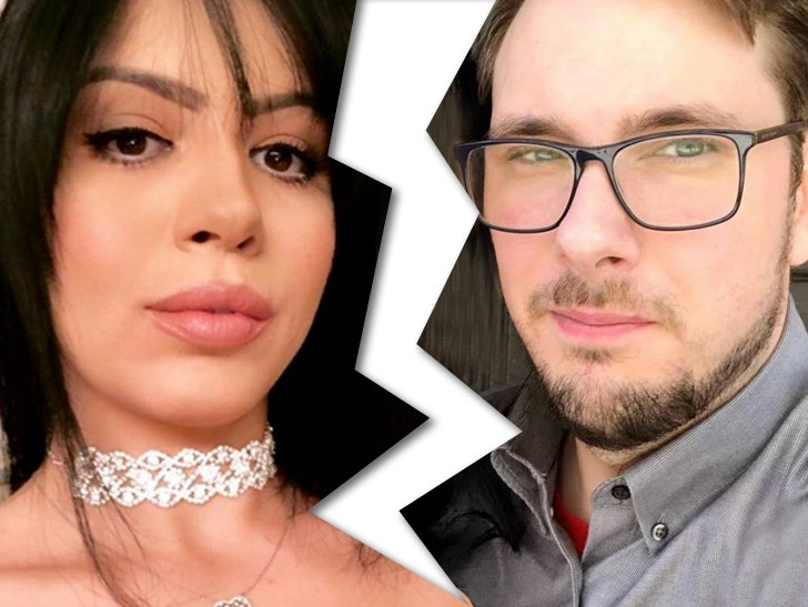 90 Day Fiance' Colt Johnson Files for Divorce from Larissa