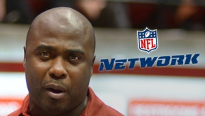 NFL Network Settles Lawsuit with Marshall Faulk Accuser