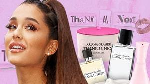 Ariana Grande Wants to Trademark 'Thank U, Next' Glam Products