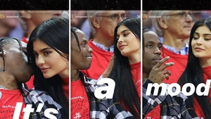 Kylie Jenner and Travis Scott Appear to Be Back Together