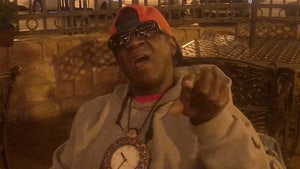 Flavor Flav Says Chuck D Had No Right to Fire Him from Public Enemy