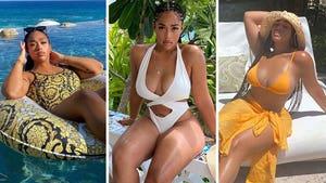 Jordyn Woods' Bikini-Clad Birthday Bash