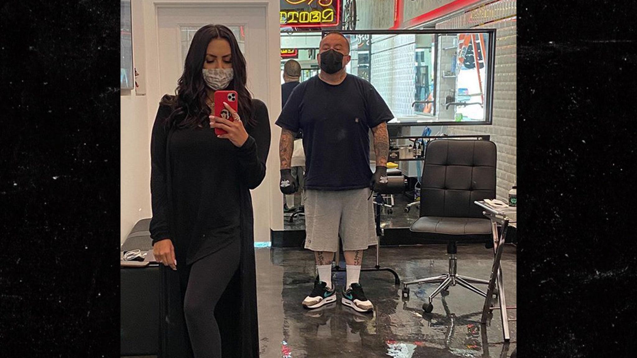 Vanessa Bryant Reveals Special Tattoo Honoring Kobe and Family