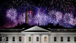 Joe Biden's Inauguration Fireworks Show Used 35,000 Firework Shells