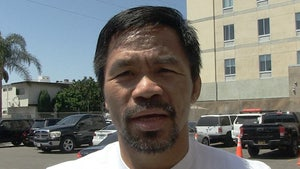 Manny Pacquiao Says He's Still Down To Fight Spence Once He's Healthy