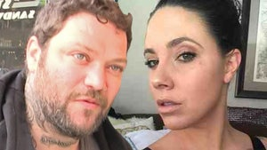 Bam Margera's Wife Files for Custody of Son, But Not Divorce
