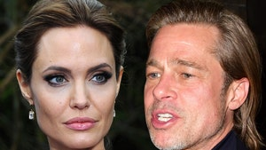 Angelina Jolie Cleared to Sell Her Stake in Wine Biz with Brad Pitt