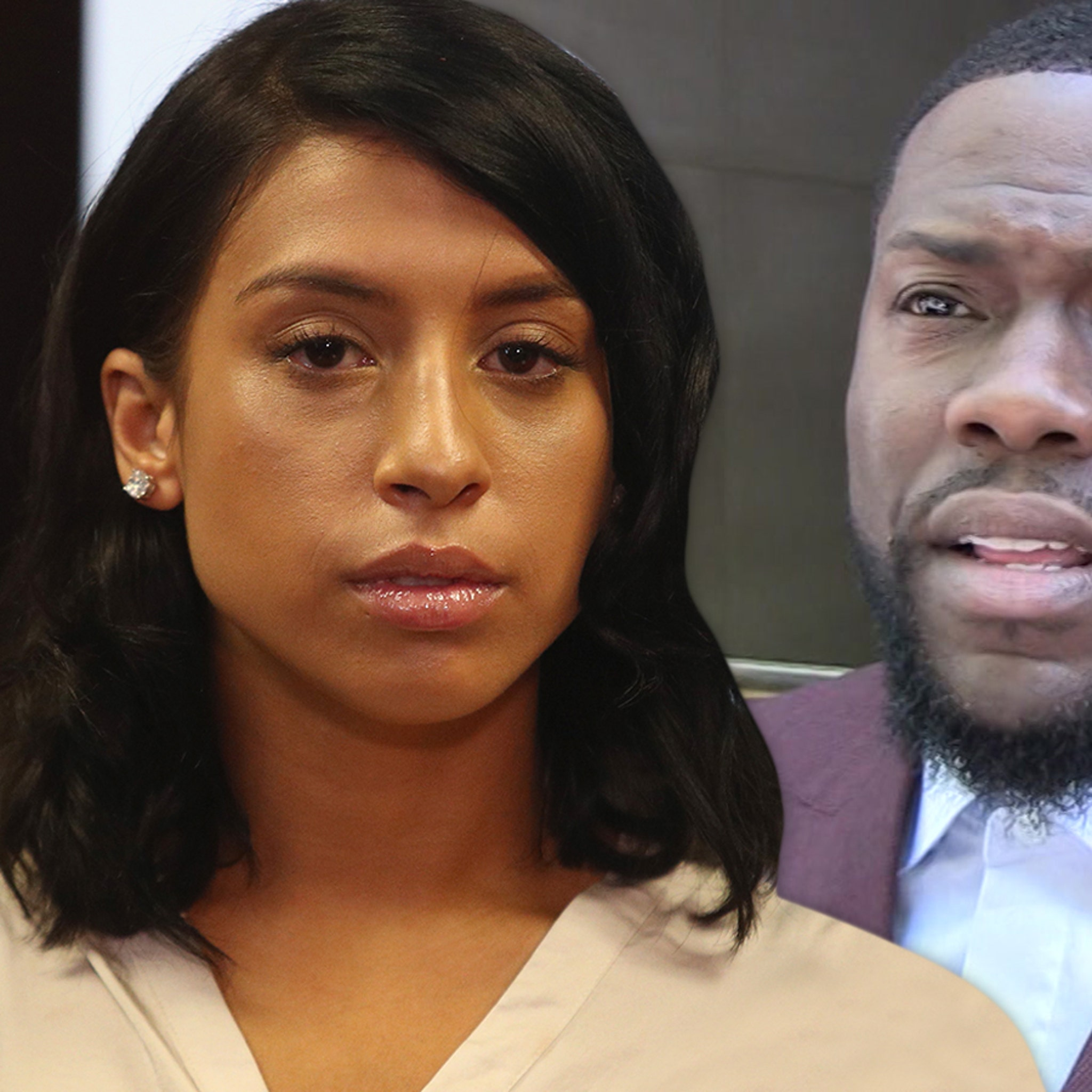 Kevin Hart Sued for $60 Million By Sex Tape Partner Claiming Was in On Recording Liaison