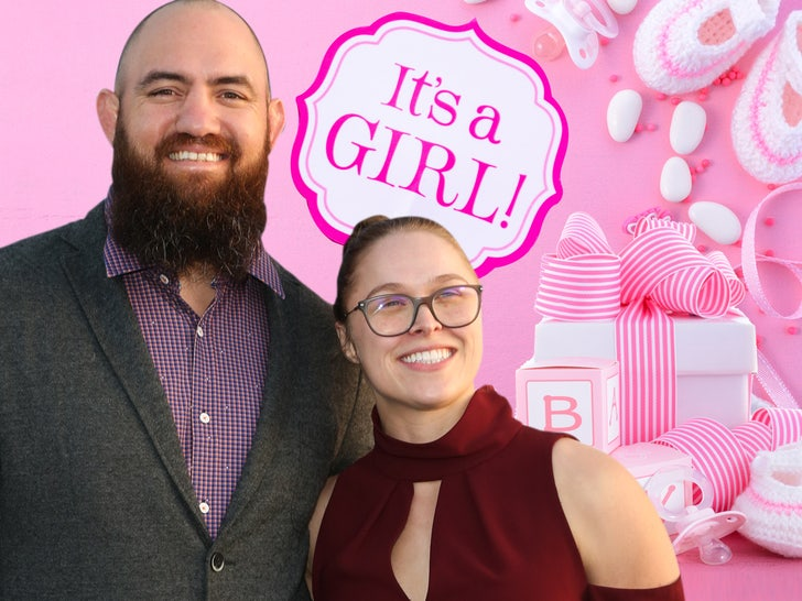 ronda rousey and travis browne gender reveal