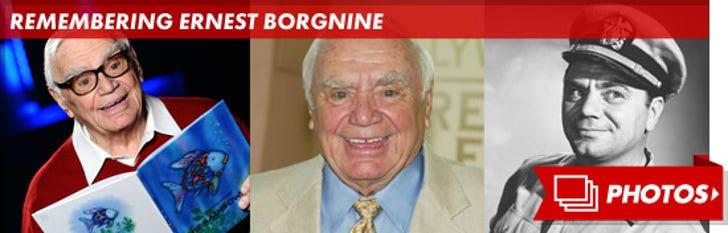 Remembering Ernest Borgnine