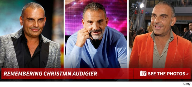 Remembering Christian Audigier