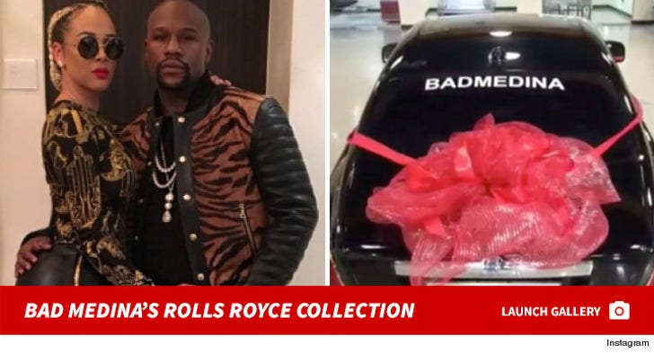 Bad Medina's Rolls Royce Ghost Collection